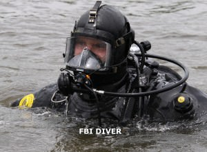 Underwater Search Evidence Response Team