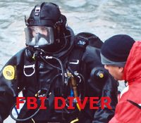FBI Forensic Dive Team