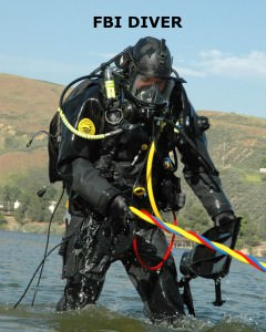 FBI Underwater Search Recovery Team