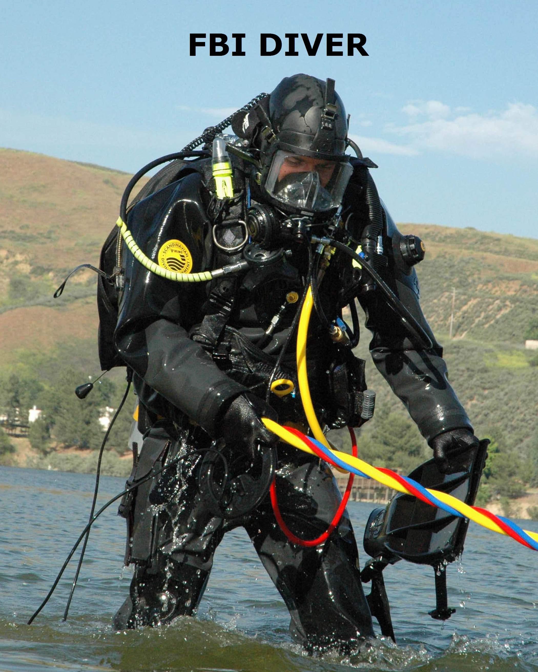 FBI Underwater Search Team