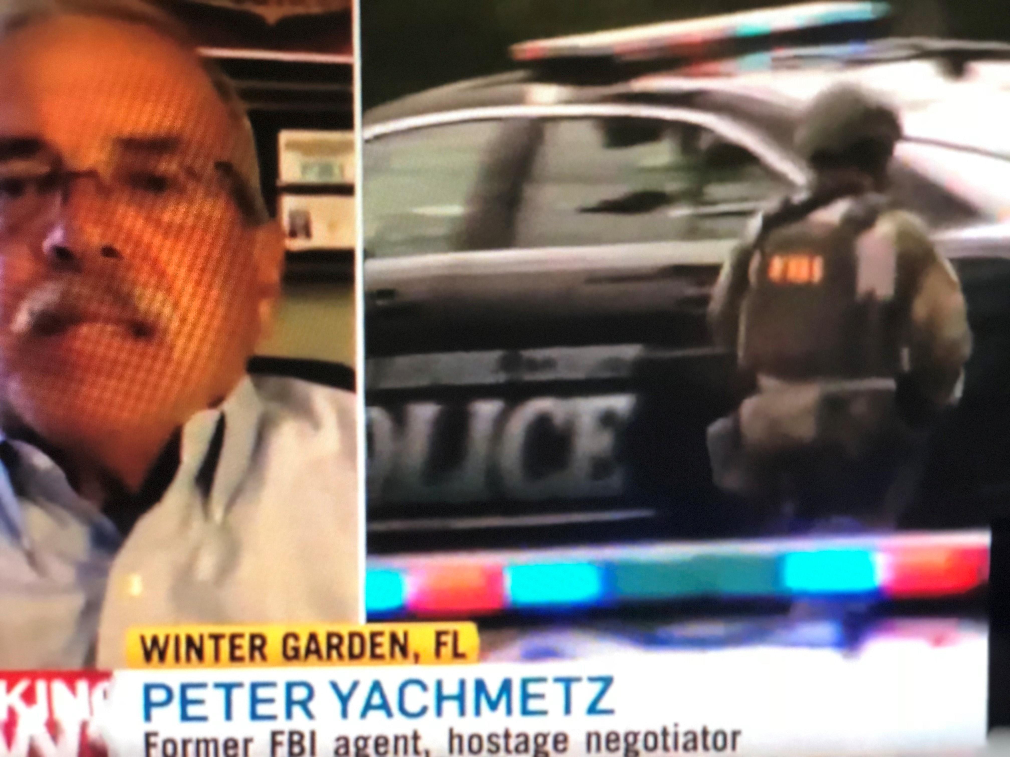 Pete D Yachmetz - School Security