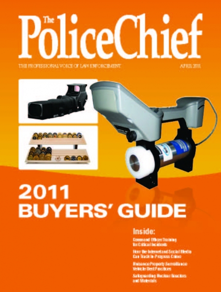 Biometrics for Intelligence Led Policing: The Police Chief Magizine