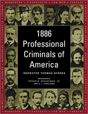 Professional Criminals, 3rd Edition, September 2019, Lyons Press
