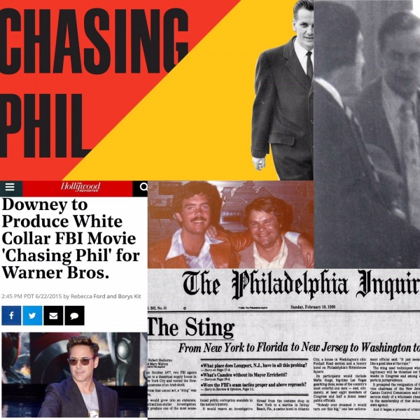 CHASING PHIL: The Adventures of Two Undercover Agents with the World\'s Most Charming Con Man